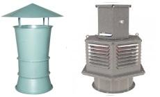 Крышные вентиляторы осевые и центробежные