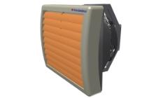 Водяные тепловентиляторы в пластиковом корпусе (8 - 73 кВт)