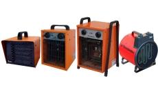 Электрические тепловентиляторы малой мощности (2 - 6 кВт)
