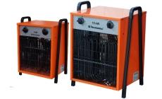 Электрические тепловентиляторы средней мощности (9 - 18 кВт)